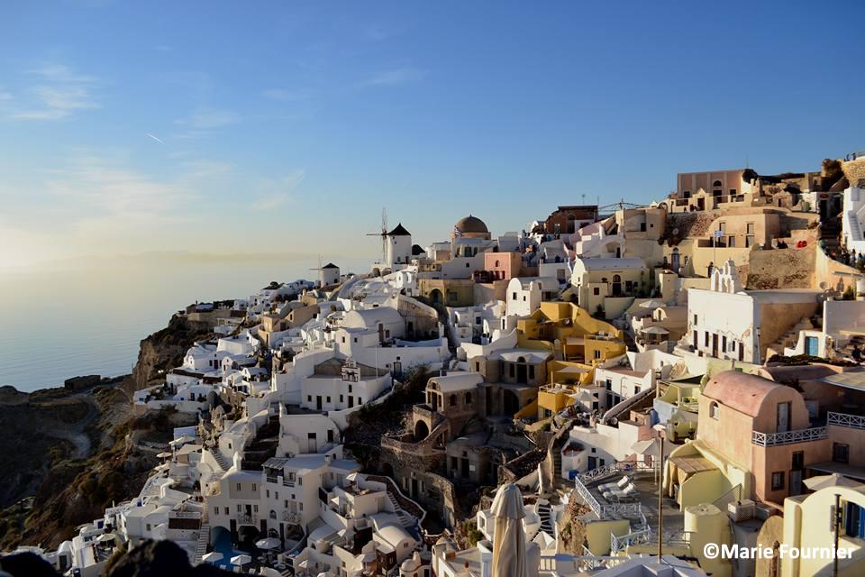 GRECE - Athènes, Santorin